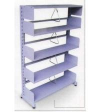 Rak Perpustakaan Alba LB-1505-SB