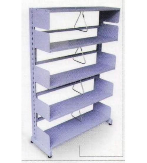 Rak Perpustakaan Alba LB-2555-SB