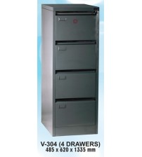 Filling Cabinet 4Laci VIP V 304