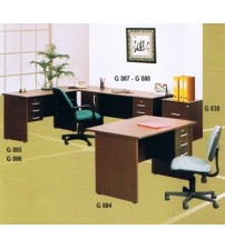 Meja Kantor Global G 805