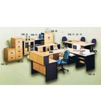 Filling Cabinet 4Laci Global GBL 81