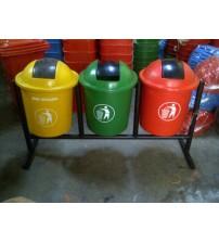 Tong Sampah Fiber 3