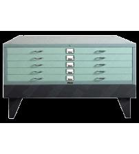 Horizontal Plan File Cabinet Lion 22