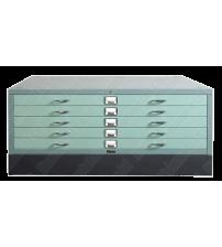 Horizontal Plan File Cabinet Lion 23A