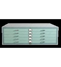 Horizontal Plan File Cabinet Lion 23B