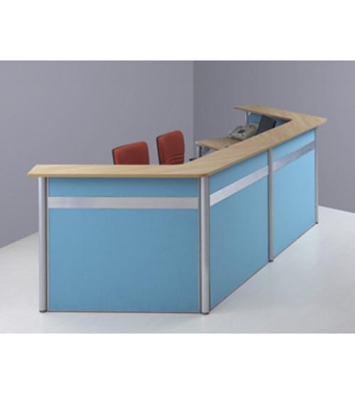 Meja Receptionist Modera MRTG 1112