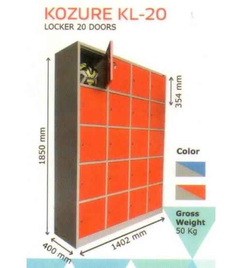 Locker Kozure KL 20